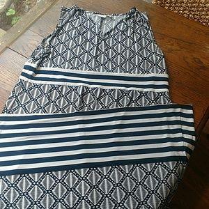 Chico's Dresses - Size 4 (16/18) Chico's Maxi Dress